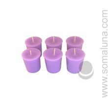 Lush Lavender Votive Candle