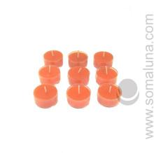 Mandarin Orange Tealight Candle