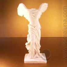 Nike Winged Victory Statue