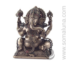 Ganesh, bronze