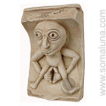 Sheela-Na-Gig Celtic Relief