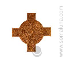 Celtic Cross Wall Plaque