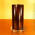 Glass Pillar Candle Holder
