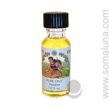 Heather Oil