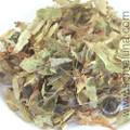 Linden Leaf & Flower, whole