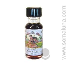 Frankincense & Myrrh Oil