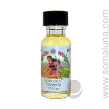 Wisteria Oil