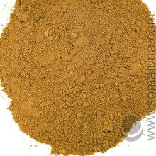 Sandalwood, Dark Powder