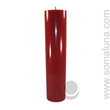 Black Cherry 12.5 x 3 Pillar Candle
