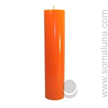 Mandarin Orange 12.5 x 3 Pillar Candle