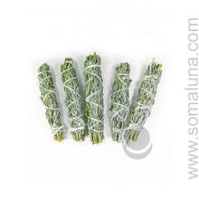 Sage, Cedar, Lavender Mini Smudge