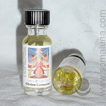 Citrine Gemscents Oil