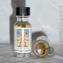 Tiger's Eye Gemscents Oil