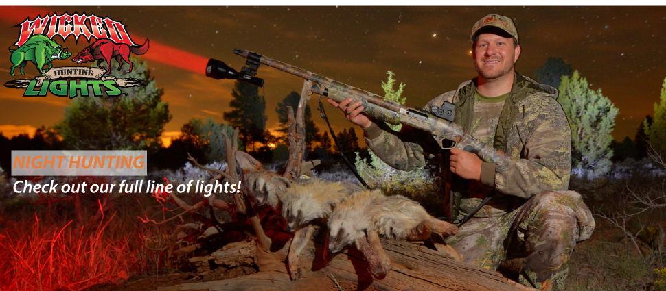 See our selection of Night Hunting equipment