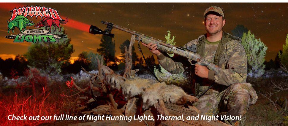 Shop Night Hunting at AllPredatorCalls.com