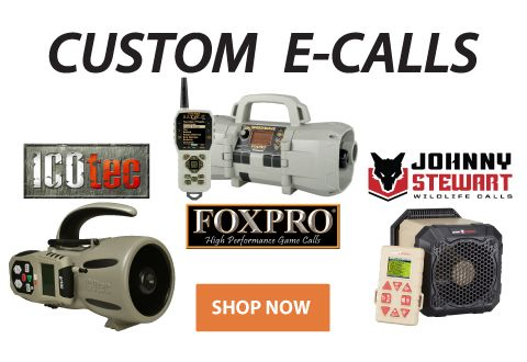 Custom Programmed Electronic Game Calls