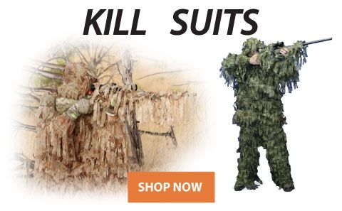 Shop For Kill Suit Camouflage HERE