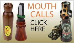 See our selection of mouth calls