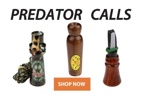 Shop Predator Hunting Mouth Calls