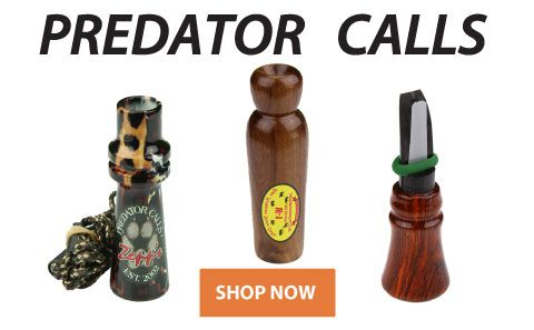 Shop For Predator Hunting Mouth Calls HERE