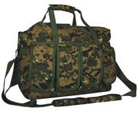 Fox Outdoor Products Digital Woodland Camo Caller Gear Bag Carry Case FOXPRO Prairie Blaster CS24 Krakatoa 426473