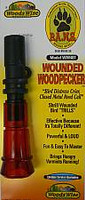 Woods Wise P.A.W.S. Wounded Woodpecker WW487 D