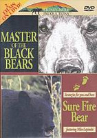 Master of the Black Bears and Sure Fire Bear DVD SW9032