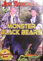 Jim Shockey Monster Black Bears SW9053 DVD