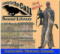 Byron South Jackrabbit Sound Library CD BSCDJack