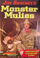 Jim Shockey Monster Mulies DVD