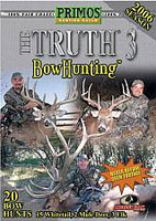 Primos The TRUTH 3 BOW HUNTING DVD 46031