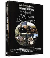 Jack Brittingham Ultimate Hunting for North American Big Game DVD