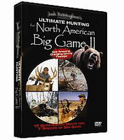 Jack Brittingham Ultimate Hunting for North American Big Game II DVD