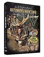 Jack Brittingham Ultimate Hunting for North American Big Game V DVD