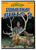 Carltons Primetime Bulls 8 Elk Hunting DVD 70667
