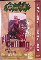 Carltons Calls Elk Calling 201 70661 DVD Format
