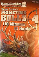 Carltons Calls Primetime Bulls 4 DVD 70660