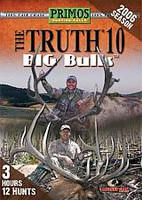 Primos The TRUTH 10 Big Bulls Elk Hunting DVD 42101