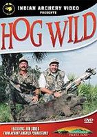 Indian Archery Hog Wild DVD