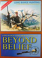 Best Of The West Beyond Belief Long Range Hunting DVD
