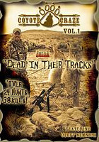 Coyote Craze Vol 1 Dead In Their Tracks HD BluRay Disk