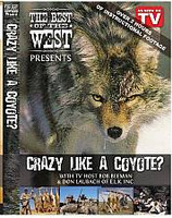 Best Of The West Crazy Like A Coyote DVD