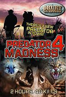 Drury Outdoors Predator Madness 4 DVD