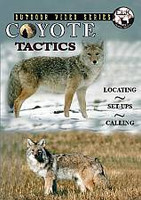 ELK Inc Coyote Tactics DVD DXCT