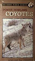 ELK Inc Power Howling Coyotes DVD DXPH