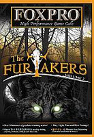 FOXPRO Outdoors Video Series The Fur Takers Volume 2 DVD FPFurT