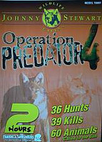 Hunters Specialties Johnny Stewart Operation Predator 4 70697 DVD Format
