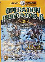 Hunters Specialties Johnny Stewart Operation Predator 6 DVD 70699