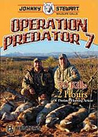 Hunters Specialties Johnny Stewart Operation Predator 7 DVD 70694