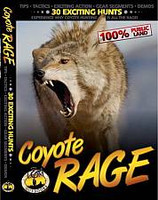 L and M Outdoors Coyote Rage DVD